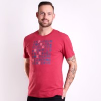 "BARBAR ""EXPLORE""  mens bamboo T-shirt black"