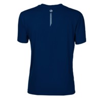 PRIM mens sports T-shirt navy blue