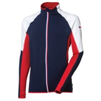 REPUBLIC mens sports CR jacket Dk.blue/white/red
