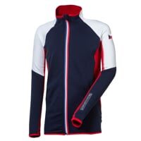 REPUBLICO JUNIOR sports CR jacket dt.blue/white/red