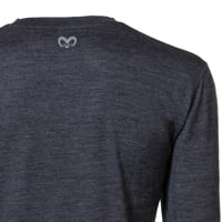 "MAGAR ""TREK"" men's merino T-shirt  Dk.grey melange"