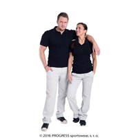 POLONA ladies bamboo polo shirt