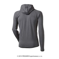 JUMPER mens hooded full zip jacket TS20