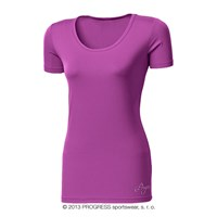VIDALA ladies sports T-shirt purple