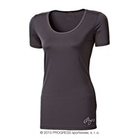 VIDALA ladies sports T-shirt black