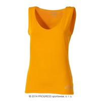 OLI ladies training singlet orange