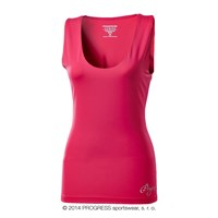 OLI ladies training singlet pink