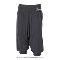 MILLA 3Q ladies training 3/4 pants black