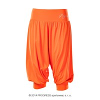 MILLA 3Q ladies training 3/4 pants Dk.orange