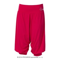 MILLA 3Q ladies training 3/4 pants pink