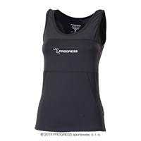 KALIMERA ladies tank top black