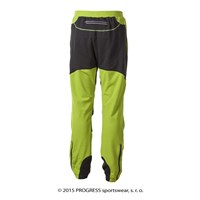 HORIZONT mens winter pants green/black