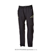 CRYSTAL mens hiking pants graphite