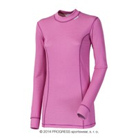MS NDRZ ladies baselayer long sleeve T-shirt pin