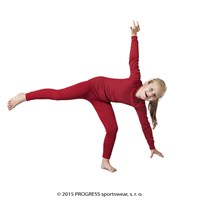 MS SDND kids baselayer tights