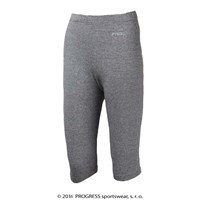 CHICO 3Q kids 3/4 leggings with bamboo grey melange