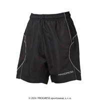 FLEXO kids sports shorts black