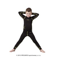 E SDND kids bamboo tights