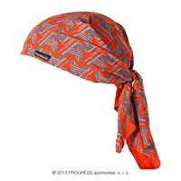 "SAT PRINT fully printed headscarf triangle ""AAA"" design"