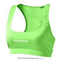 MARINA TOP ladies swim top Lt.green