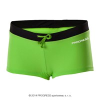 MARINA ladies swim panties Lt.green/black