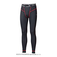 DFc SDN mens tights black/red sew.