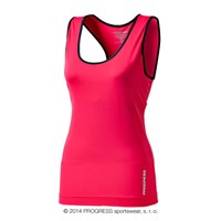 NENA ladies training singlet pink
