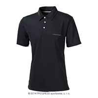 POLO mens polo shirt black