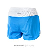 ALFA ladies running shorts blue/white