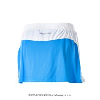 TR BETA 23TV ladies training skirt blue/white