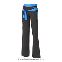 VIKTORIE ladies training pants black/blue