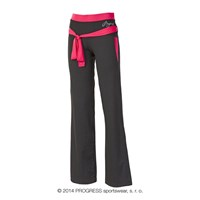 VIKTORIE ladies training pants black/pink
