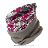 TUBE WINTER multifunctional bandana red