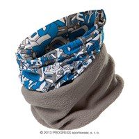 TUBE WINTER multifunctional bandana blue