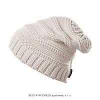 ALTA ladies knitted beanie beige
