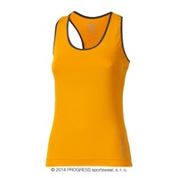 NENA ladies training singlet orange