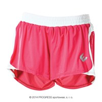 ALFA ladies running shorts pink/white