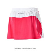 TR BETA 23TV ladies training skirt pink/white