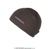 SUTIL knitted beanie grey