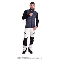 JOHNY mens padded vest