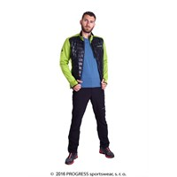 TUX mens full zip hybrid jacket
