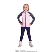 TOFFI JUNIOR full zip jacket