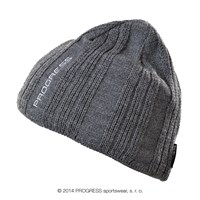 CIVIL knitted beanie grey