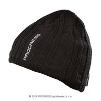 CIVIL knitted beanie black