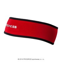 TS CEL headband red