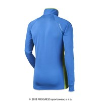 TOREZ II mens sports full zip jacket blue/green