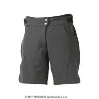 SAGITTA ladies bike shorts grey