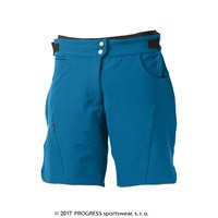 SAGITTA ladies bike shorts blue