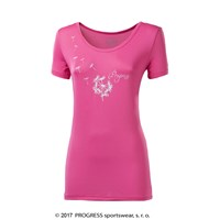 "SONATA ladies T-shirt pink-""blowball"""