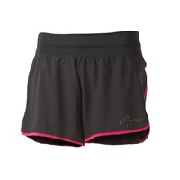 CALIBRA ladies sports shorts black/pink